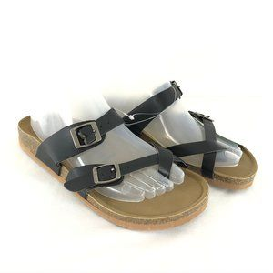 Mad Love Womens Prudence Sandals Footbed Slide 8